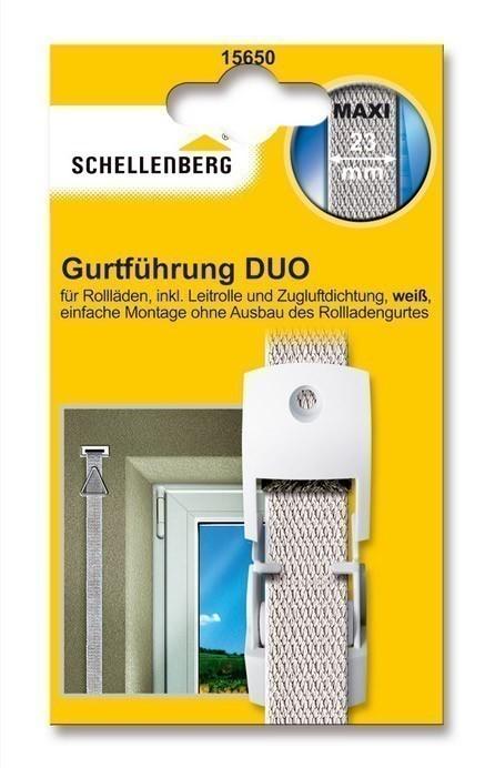 Rollladen Gurtführung Schellenberg Duo Maxi LR+ZLD Bild 2