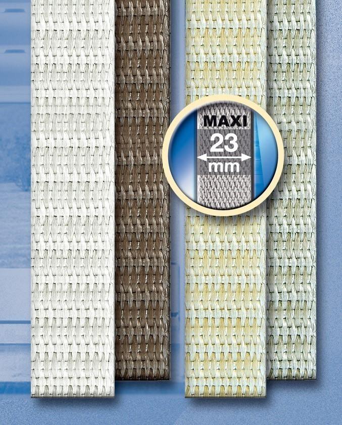 Rollladengurt Schellenberg Maxi Breite 23 mm / 12 m beige Bild 2
