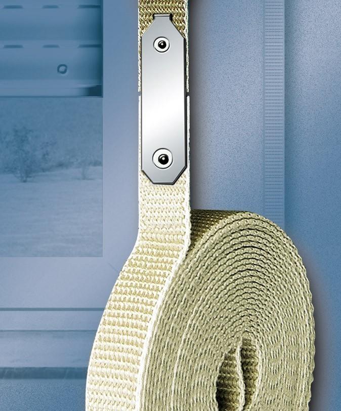 Schnellreparaturset Schellenberg Gurtfix Maxi beige 23mm/4,3m Bild 2