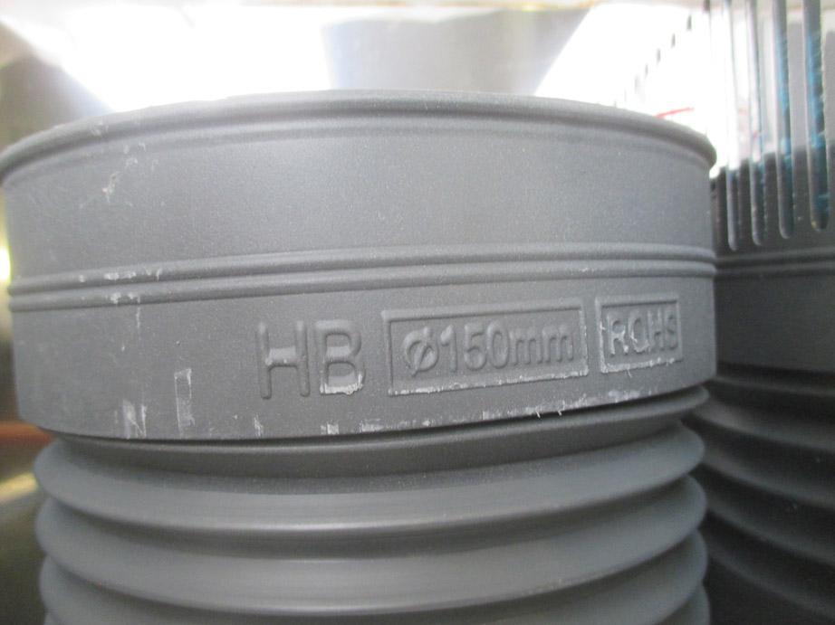 B-Ware Dunstabzug - Kaminhaube Respekta CH 44078 IX-A 60cm Edelstahl Bild 5