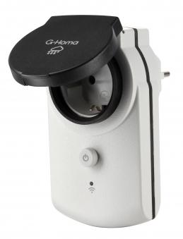 G-Homa Wi-Fi Smart Steckdose 7779 Funk-Steckdose für Außenbereich Bild 1