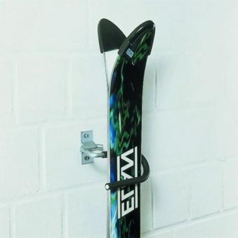 GAH Alberts Skihalter gebogen Stahl Länge 4x6x7x13cm Bild 2