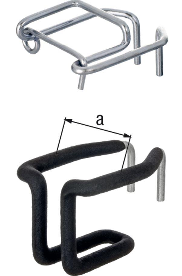 GAH Alberts Sportgerätehalter / Haken für Angeln und Queues Ø4,5cm Bild 2