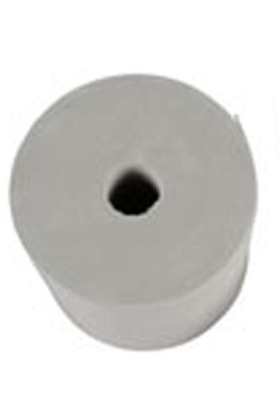 Gummistopfen / Gummikorken 28 x 34 mm für Glasballon 5 L Bild 1