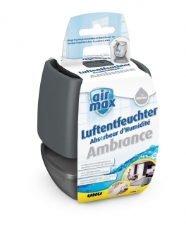Luftentfeuchter Air Max Ambiance small UHU 100 g anthrazit