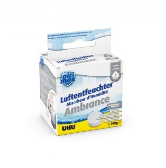 Luftentfeuchter Tabs neutral zu UHU Air Max Ambiance 2x100g Bild 1