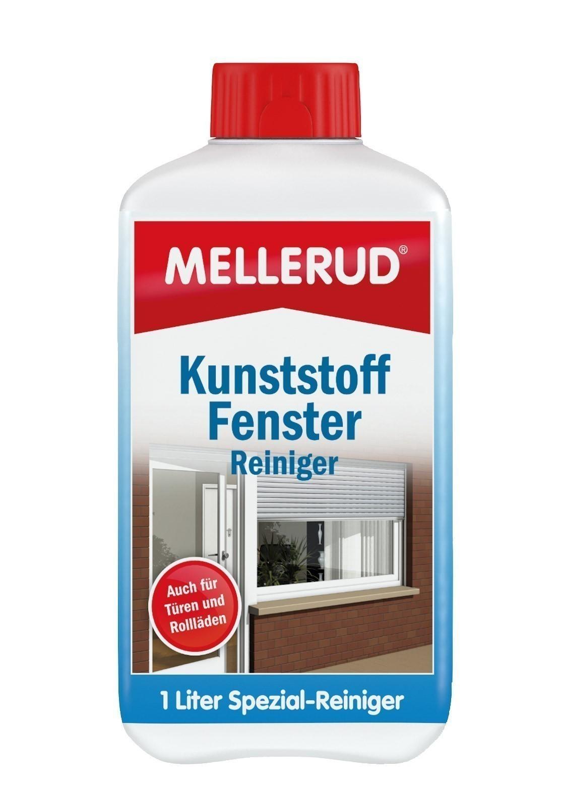MELLERUD Kunststoff Fenster Reiniger 1,0 Liter Bild 1