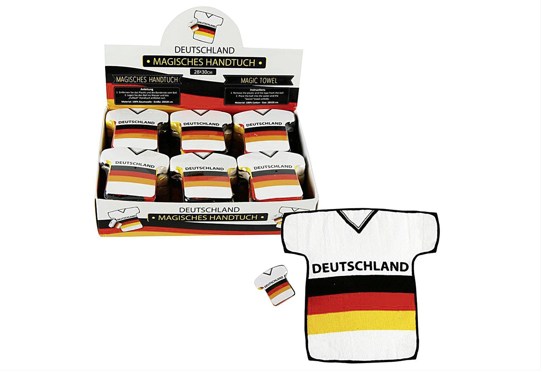 Magisches Handtuch Trikot Deutschland Bild 1