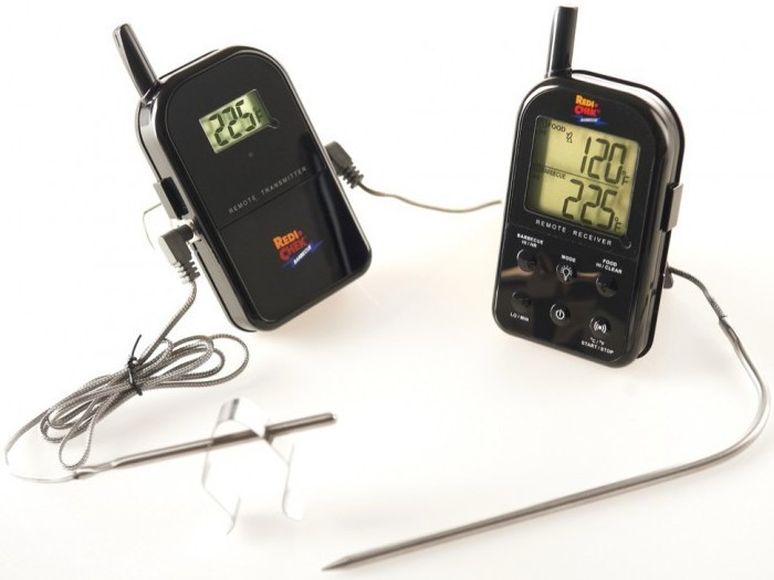 Maverick ET-732 Funkthermometer Set Black Edition Wireless BBQ Bild 1
