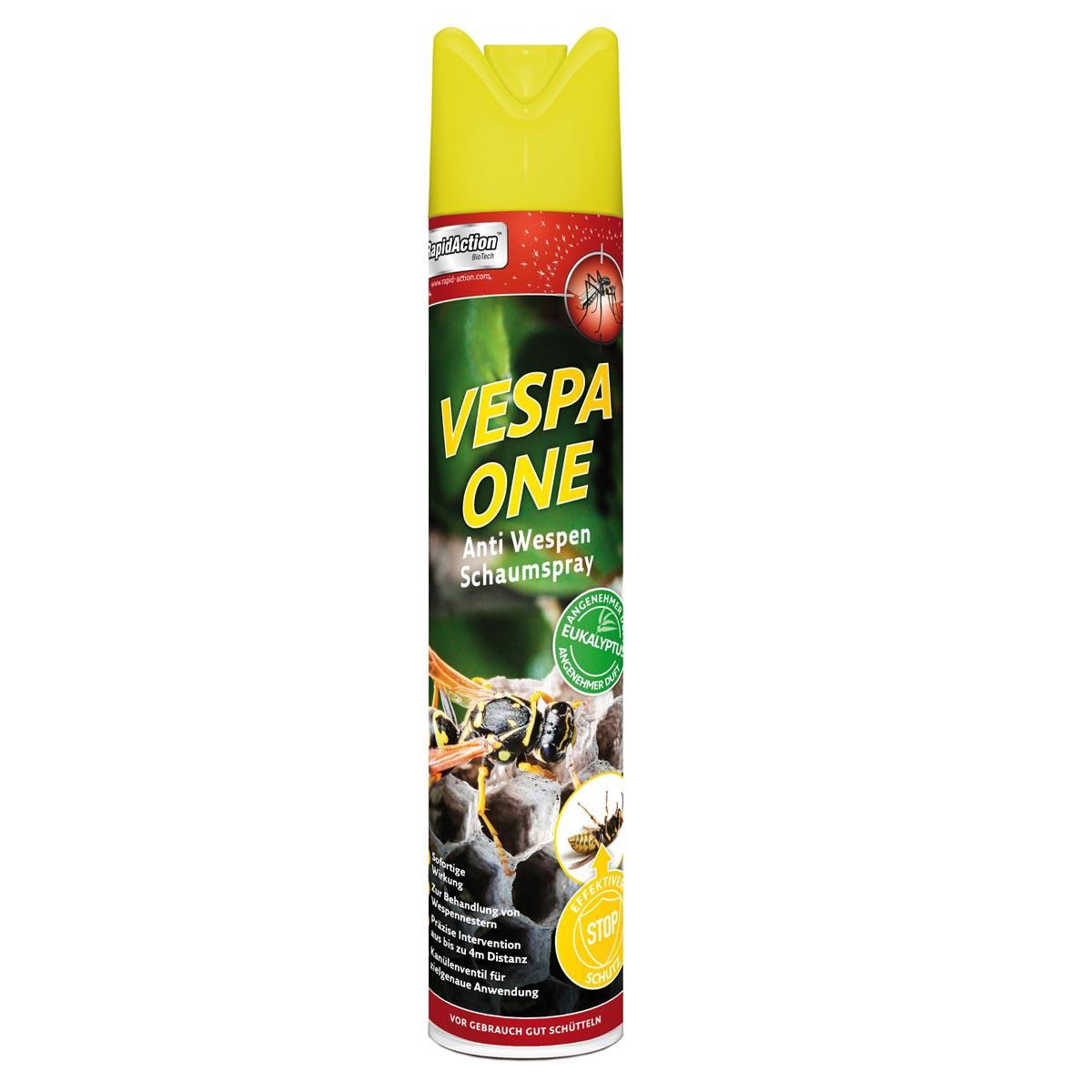 RapidAction Vespa-One Wespenschutz Wespenspray 750ml Bild 1