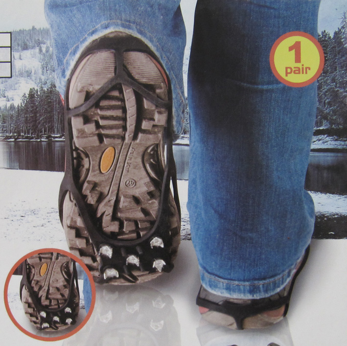 Schuh-Spikes / Anti-Rutsch-Hilfe Magic Spiker 1 Paar Bild 1