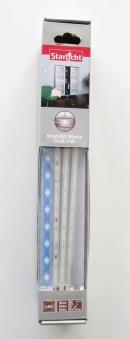 StarLicht Dekoleuchte StarLED Sticks 12 Dioden/Stick 3x0,7W Licht blau Bild 1
