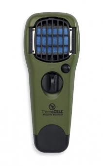 ThermaCell Insektenschutz Handgerät olivgrün mit Drehschalter Bild 1