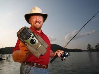 ThermaCell Insektenschutz Handgerät olivgrün mit Drehschalter Bild 2