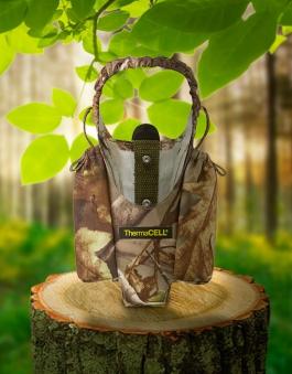 Tragetasche Real Tree Design für ThermaCell Insektenschutz Handgeräte