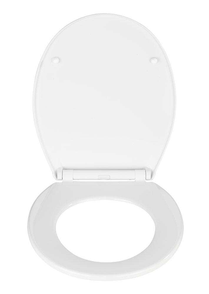 WC-Sitz Wenko Premium Kos Thermoplast mit Absenkautomatik Bild 2