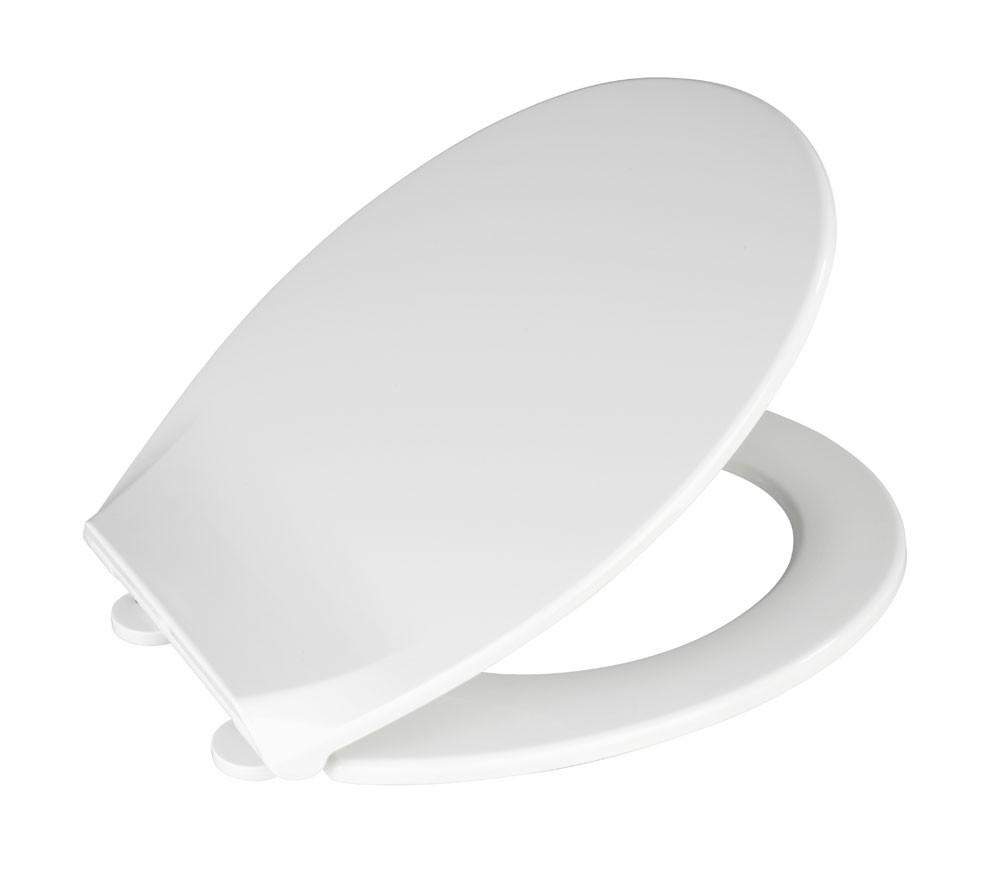 WC-Sitz Wenko Premium Kos Thermoplast mit Absenkautomatik Bild 3