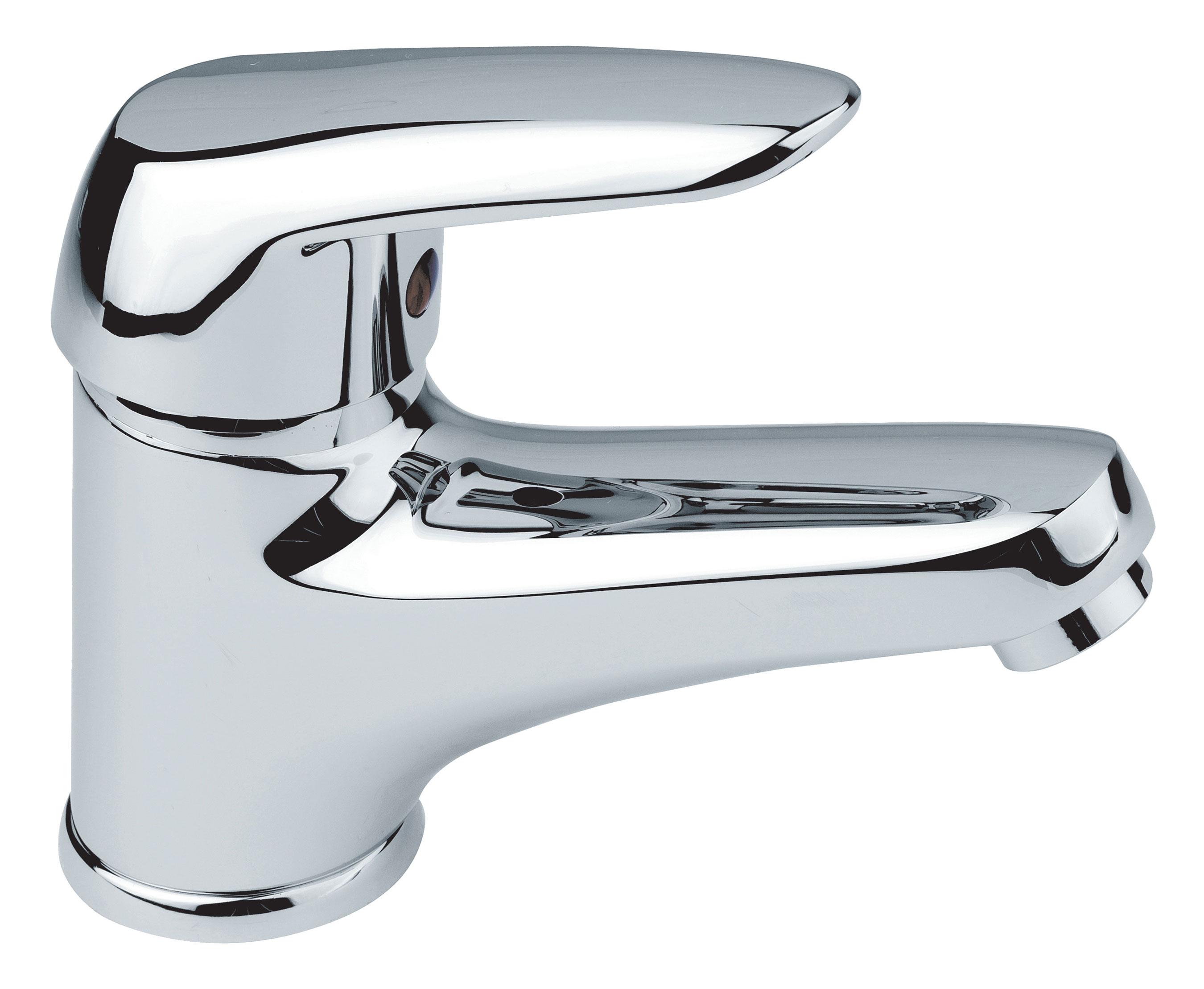Cornat Einhebelmischer Waschtisch Felitto / Bad-Armatur verchromt Bild 1