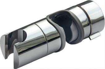 Gleiter für Brausestange 22/25 mm, chrom, AquaSu Bild 1