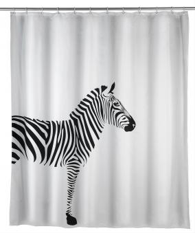Duschvorhang 180x200, Wild antischimmel Bild 1