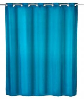Duschvorhang Comfort flex petrol,Polyest Bild 1