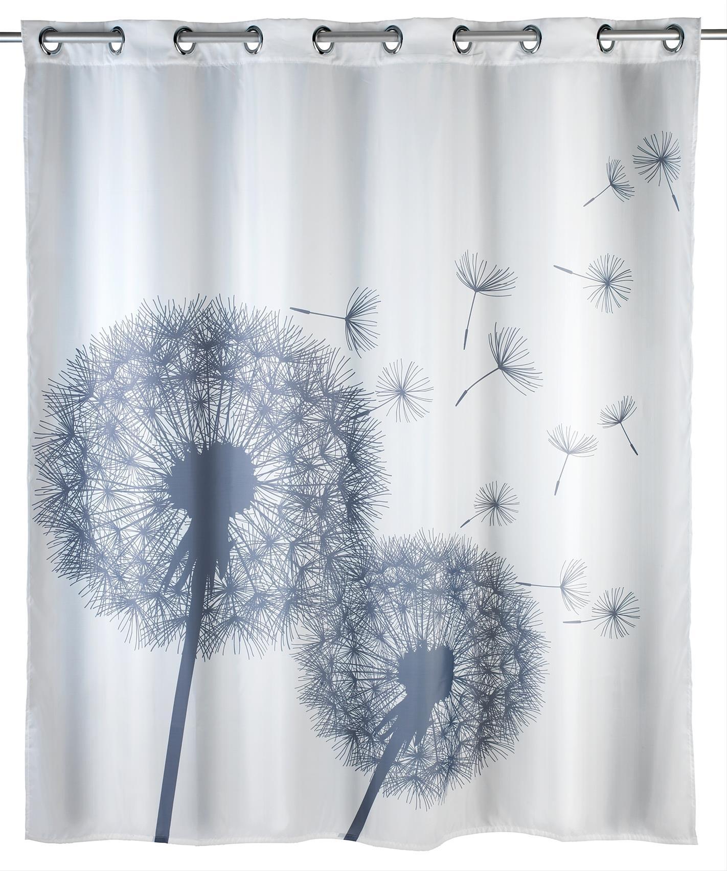 Duschvorhang Poly.Astera flex,antischimm Bild 1
