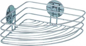 Eckablage Turbo-Loc Chrom, 26,5x20x10,5 cm Bild 1