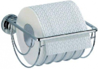 Power-Loc Edelstahl Toilettpapierhalt. Bovino Bild 1