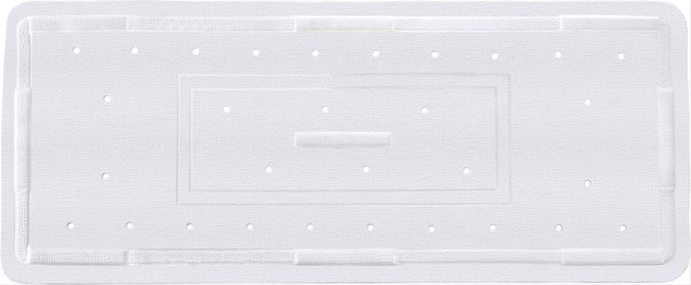 Wanneneinlage Florida weiß, B 90xT 36,5 cm Bild 1