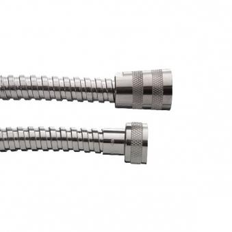 Cornat Brauseschlauch Metall TECB3360 chrom Länge 150cm Bild 1