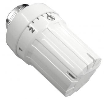 Cornat Thermostatkopf weiß M30 x 1,5 Bild 1