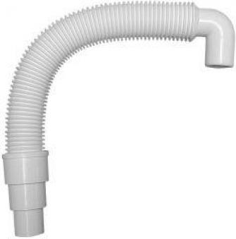 Anschlussrohr flexibel für Spülen Kunststoff  50cm Ø40/50mm Bild 1