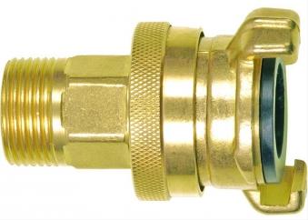 GEKA-Schlauchstück SD, MS, AG G1