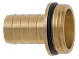 GEKA plus-1/3-Verschr.MS O-Ring,AG G1.1/4, 25mm,SB Bild 1