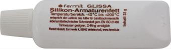 Glissa Silikon- Armaturenfett 60 g Tube Bild 1