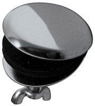 Hahnlochdeckel verchromt Bild 1