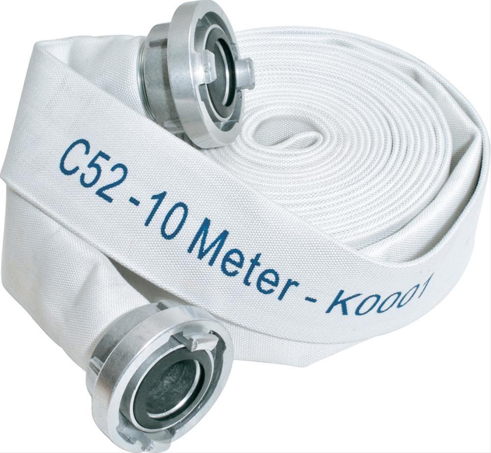 Karasto Bauflachschlauch m. C-Kupplung, 52mm, 30m Bild 1