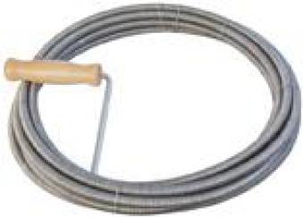 Rohrreinigung Spirale / Welle 6mm 3m lang Bild 1