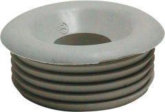 Spülrohrverbinder 44-55 mm, lose Bild 1