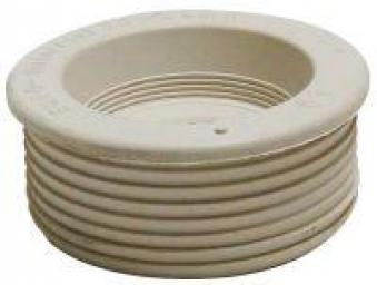 Spülrohrverbinder weiss 28-45 mm Bild 1