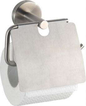 Toilettenpapierhalter Bosio, mit Deckel Bild 1