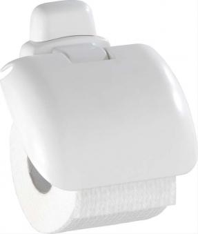 Toilettenpapierhalter PurKunststoff, weiß Bild 1