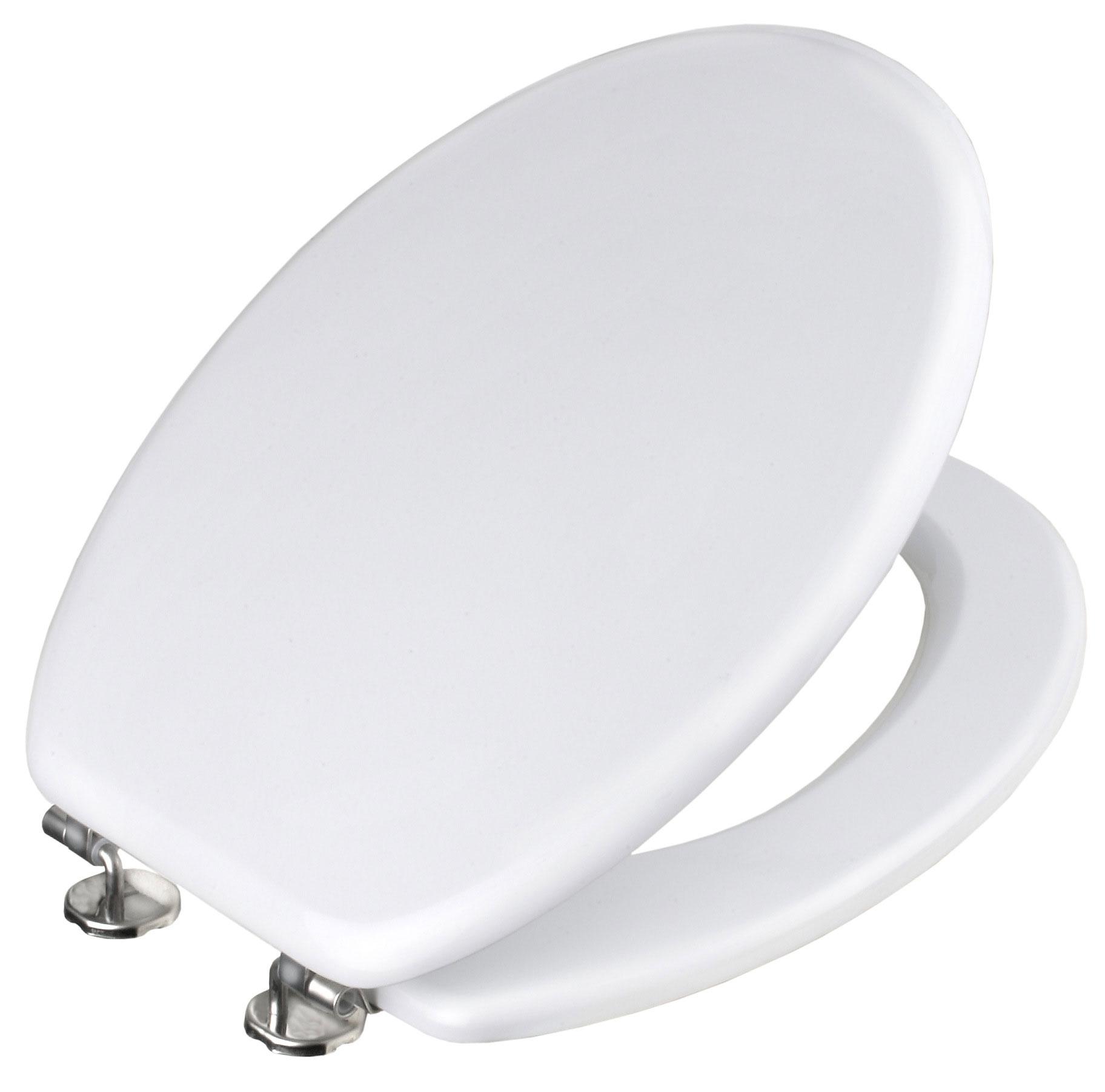 Cornat WC-Sitz / Toilettendeckel Bern weiß Bild 1