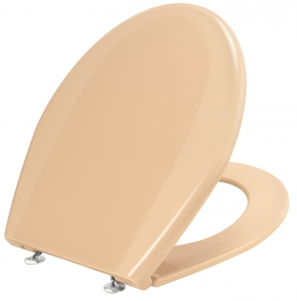 Cornat WC-Sitz / Toilettendeckel Pino beige Bild 1