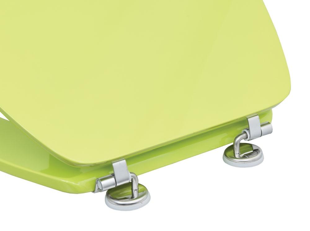Cornat WC-Sitz / Toilettendeckel Telo lime Bild 3