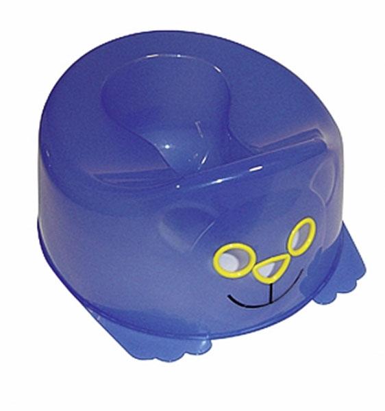Töpfchen / Kinder Toilettensitz Der Pott blau Bild 1