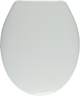 WC-Sitz Siena weiss Bild 1
