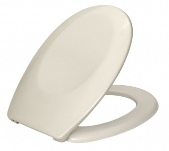 WC-Sitz Wenko Bergamo beige Duroplast Bild 3