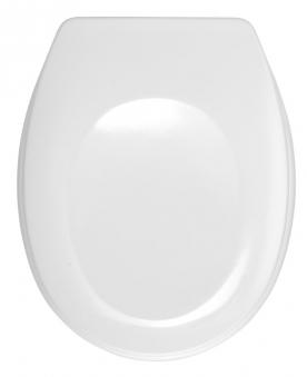 WC-Sitz Wenko Bergamo weiß Duroplast Bild 1