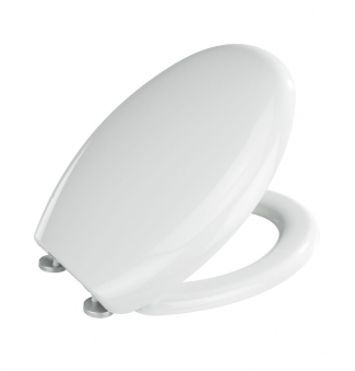 wc sitz wenko premium mira thermoplast mit absenkautomatik. Black Bedroom Furniture Sets. Home Design Ideas